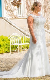 Gossamery Christine Wedding Dress